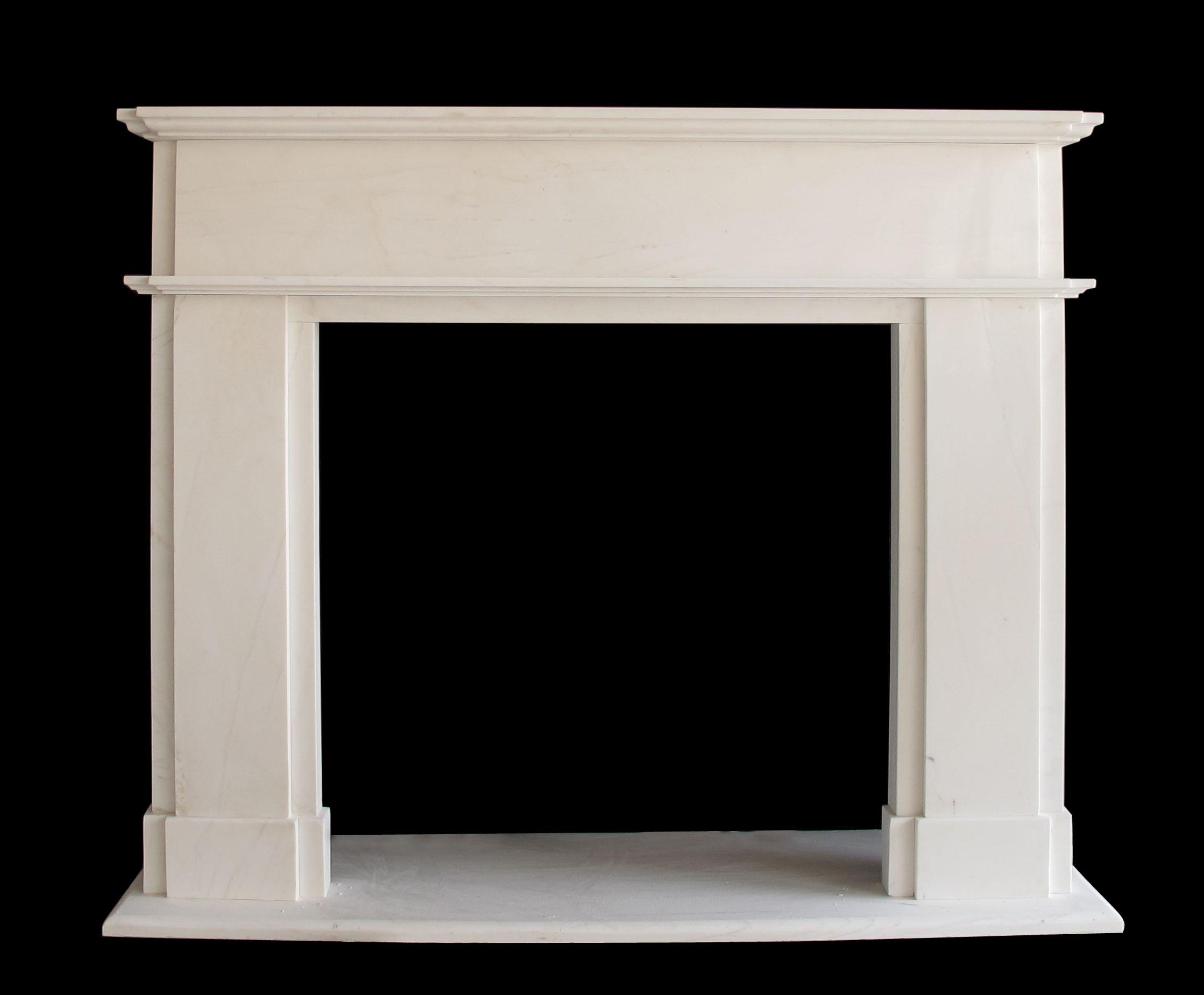 traditional marble mantel sale fireplace hearth