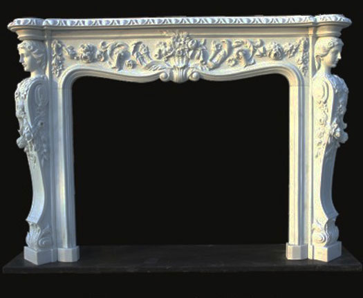 Model 23 marble mantels victorian antique marble fireplaces for Marble mantels for sale