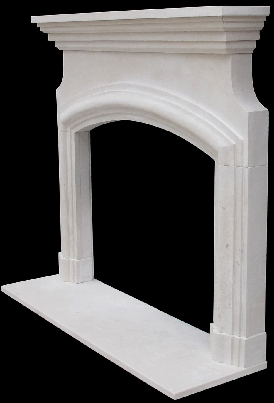 Mantel Marseille French Fireplace Surrounds