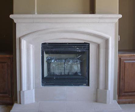 Click here to view cast stone fireplace mantel surrounds and pre-cast  antique fireplace mantels in French, Traditional, Victorian and Italian  Styles. - Cast Stone Fireplace Mantels Pre Cast Surrounds Fireplace